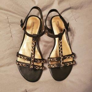 Marc Fisher Sandals 7.5 M